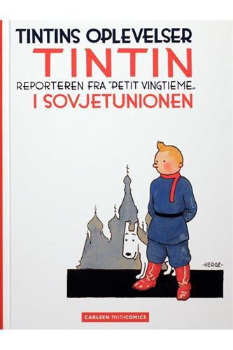 Tintin Minicomics Nr. 1 - 5. udg. 1. opl.