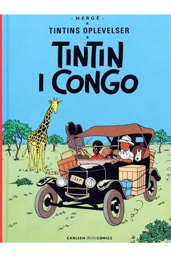 Tintin Minicomics Nr. 2 - 4. udg. 1. opl.