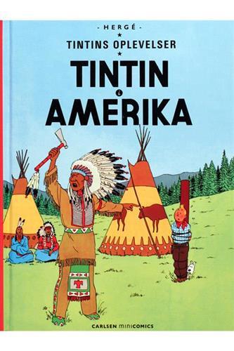 Tintin Minicomics Nr. 3 - 3. udg. 1. opl.