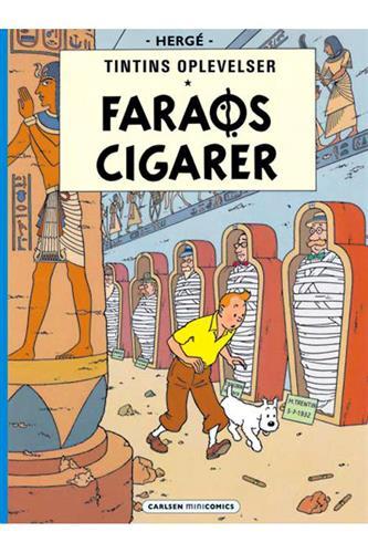 Tintin Minicomics Nr. 4 - 4. udg. 1. opl.