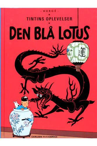 Tintin Minicomics Nr. 5 - 3. udg. 1. opl.