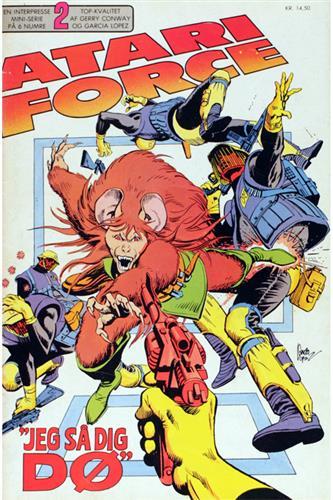 Atari Force 1986 Nr. 2