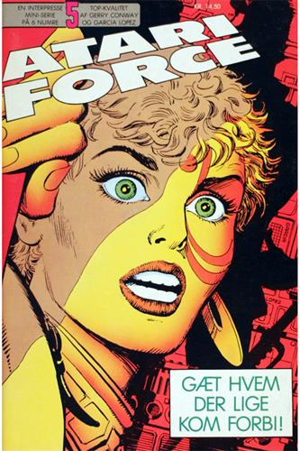 Atari Force 1986 Nr. 5
