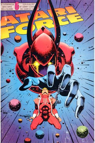 Atari Force 1987 Nr. 6