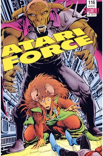 Atari Force 1987 Special!
