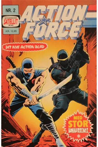 Action Force 1988 Nr. 2