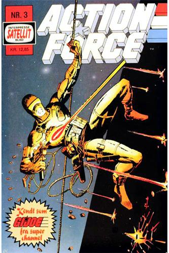 Action Force 1988 Nr. 3