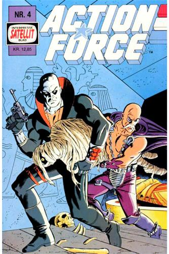 Action Force 1988 Nr. 4