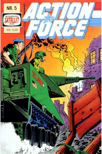 Action Force 1988 Nr. 5