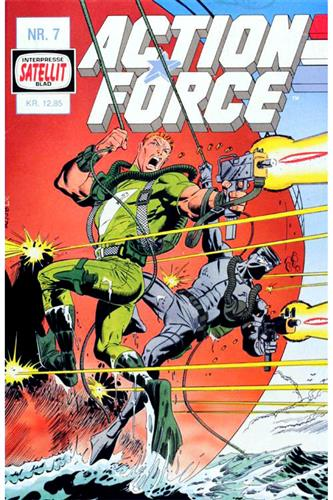 Action Force 1988 Nr. 7