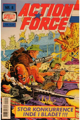 Action Force 1989 Nr. 8