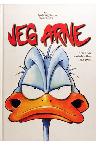 Arne And - Jeg Arne - samlet udgave med striber fra 1983-1995