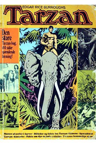Den Store Tarzanbog 1971 Nr. 1