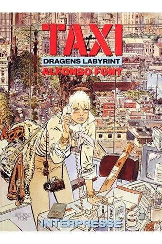 Alfonso Font, Taxi