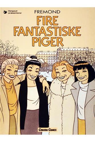 Fire Fantastiske Piger Fremond