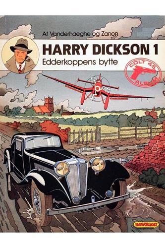 Harry Dickson Nr. 1