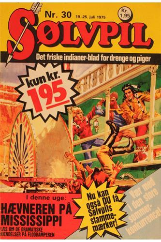 Sølvpil 1976 Nr. 30