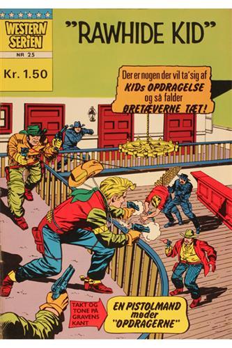Western Serien 1968 Nr. 25