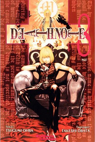 Death Note Nr. 8