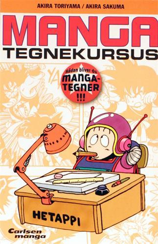 Manga Tegnekursus
