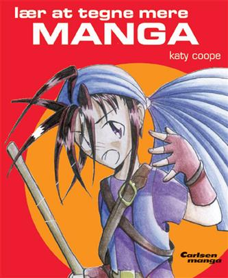 Lær At Tegne Mere Manga