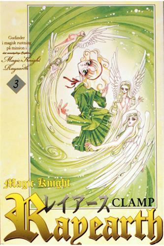Magic Knight Rayearth Nr. 3