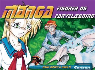 Manga Figurer & Farvelægning
