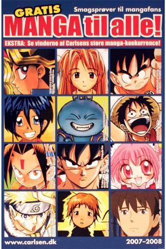 Gratis Manga Tilbud Til Alle
