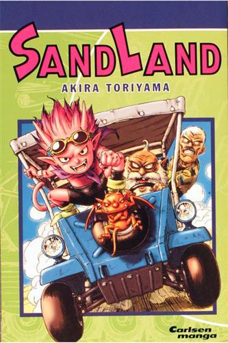Sandland Nr. 1