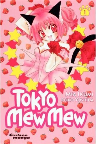 Tokyo Mew Mew Nr. 1