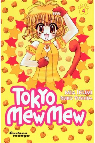 Tokyo Mew Mew Nr. 4