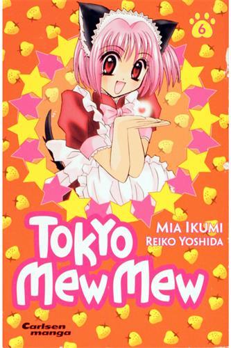 Tokyo Mew Mew Nr. 6