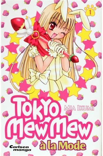 Tokyo Mew Mew A La Mode Nr. 1