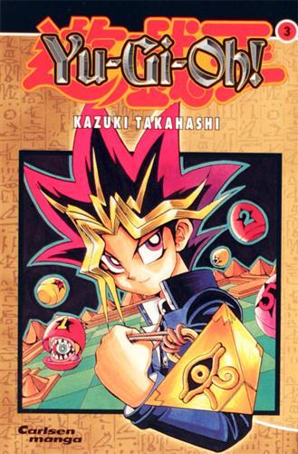 Yu-Gi-Oh Nr. 3