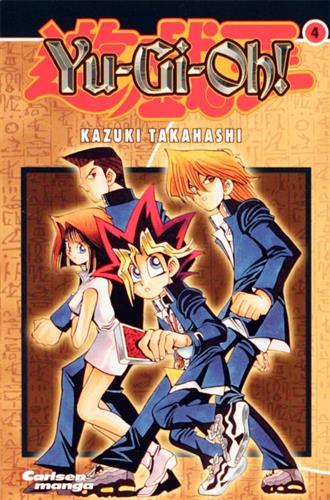 Yu-Gi-Oh Nr. 4