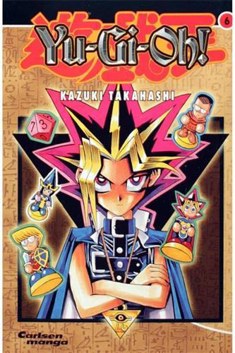 Yu-Gi-Oh Nr. 6