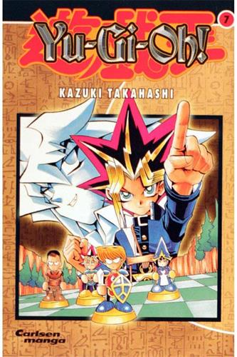 Yu-Gi-Oh Nr. 7