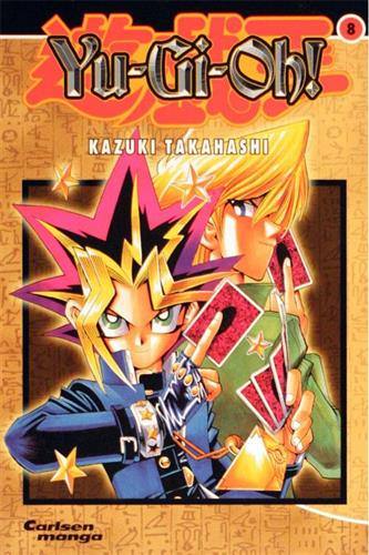 Yu-Gi-Oh Nr. 8