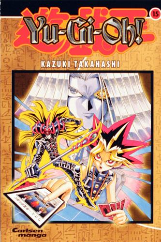 Yu-Gi-Oh Nr. 15
