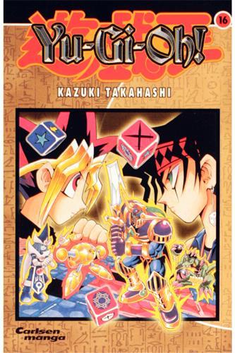 Yu-Gi-Oh Nr. 16