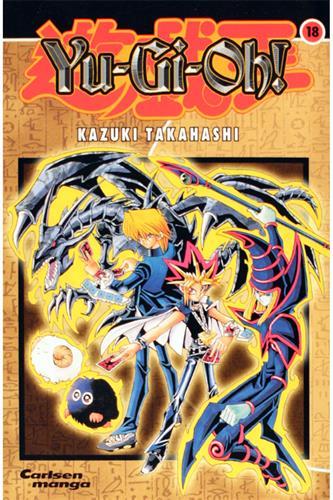 Yu-Gi-Oh Nr. 18