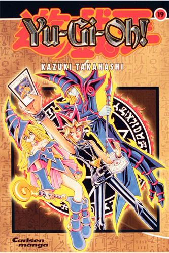 Yu-Gi-Oh Nr. 19