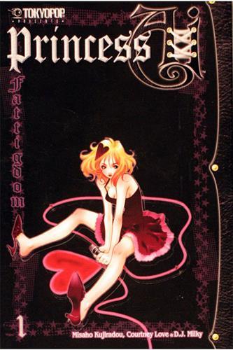 Princess Ai Nr. 1