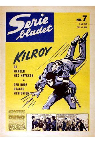 Seriebladet 1949 Nr. 7
