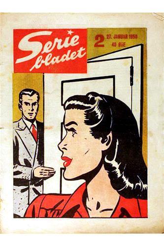 Seriebladet 1950 Nr. 2