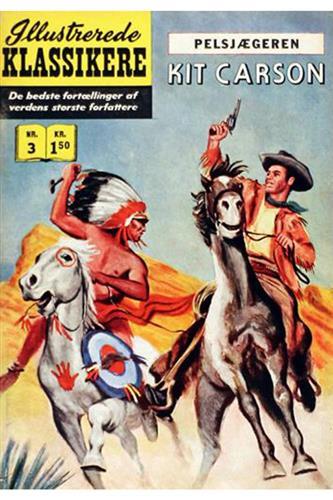 Illustrerede Klassikere 1959 Nr. 3