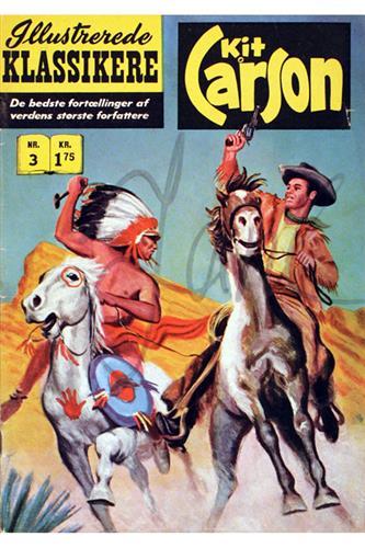 Illustrerede Klassikere 1962 Nr. 3