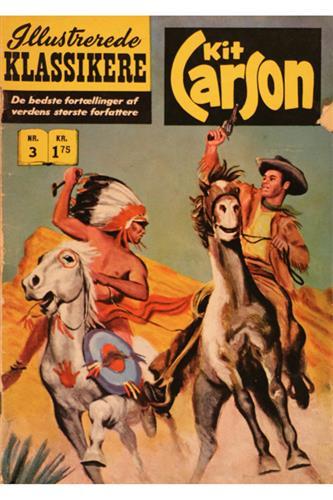 Illustrerede Klassikere 1963 Nr. 3