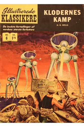 Illustrerede Klassikere 1964 Nr. 6