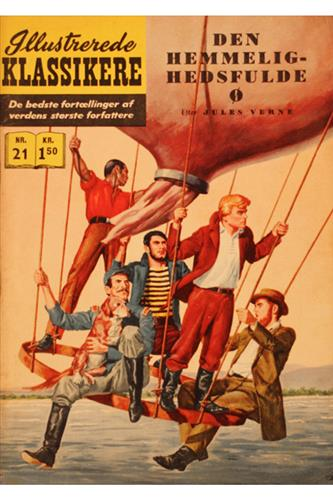 Illustrerede Klassikere 1959 Nr. 21